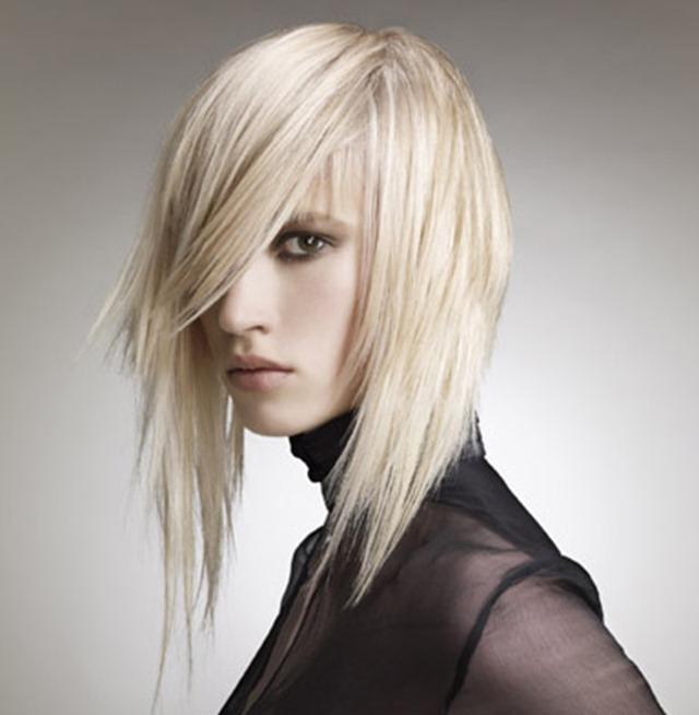 cortes de cabello para mujeres goticas