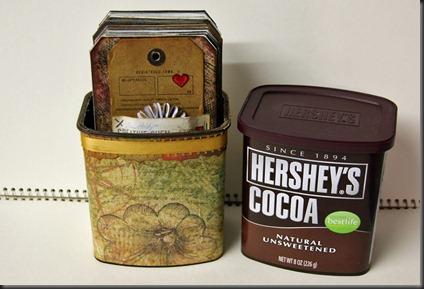 cocoa holder
