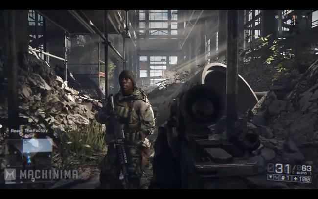 Δείτε σκηνές από το εκπληκτικό Battlefield 4 (video)