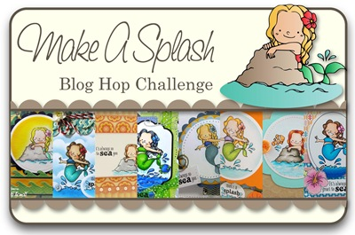 Make A Splash Blog Hop Challenge