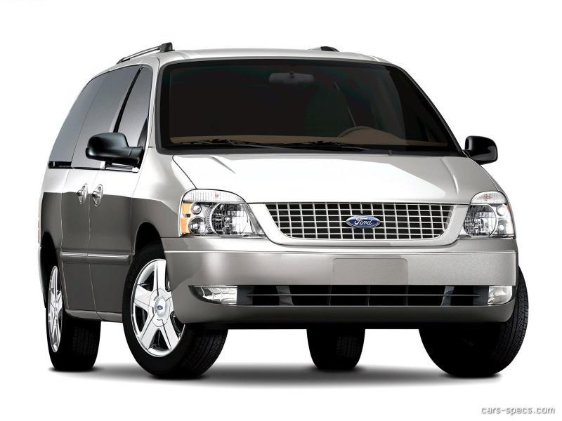 2004 ford freestar minivan specifications pictures prices. Black Bedroom Furniture Sets. Home Design Ideas
