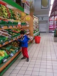 Juegos supermercado
