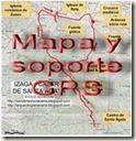 Mapa y soporte GPS - Poblado del Bronce de la Serra Grossa