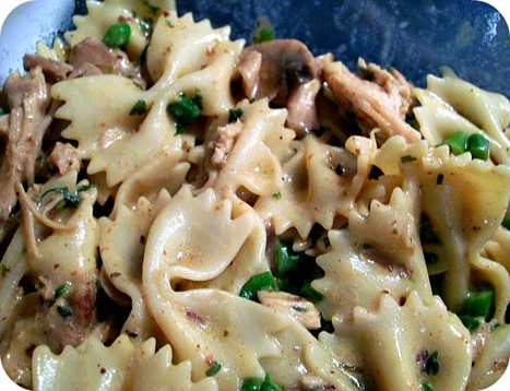 Jerk chicken pasta2