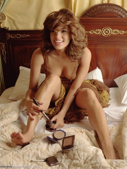 eva mendes linda sensual sexy sedutora photoshoot desbaratinando  (88)