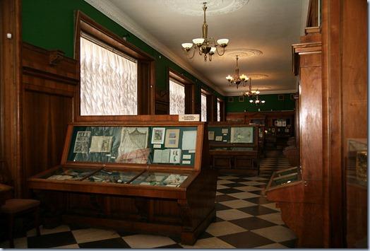 Museu do Livro - Sala de Leitura para livros raros