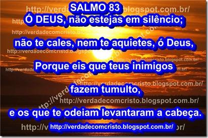 SALMO 83 1