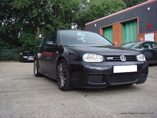 vw golf mk4 r32 performance