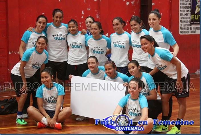 seleccion  Guatemala Futsal