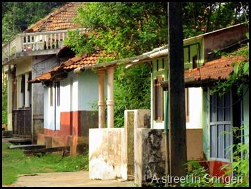 A street in Sringeri