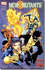 P00007 - Nuevos Mutantes v2 #13