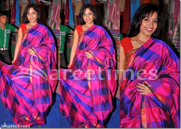 Madhavi_Latha_Uppada_Silk_Saree