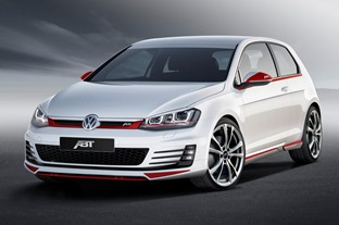 New 2014 VW Golf GTI Tune by ATB (Images)