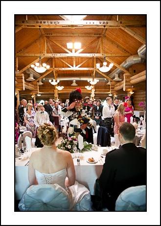 the wedding piper at piperdam