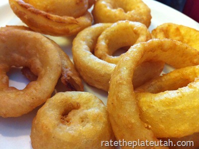 Great Steak Onion Rings