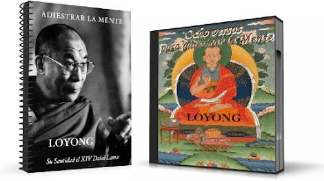 LOYONG: ADIESTRAR LA MENTE, Dalai Lama [ Audiolibro + Libro ] – Los puntos esenciales y profundos para la ardua tarea de adiestrar la mente