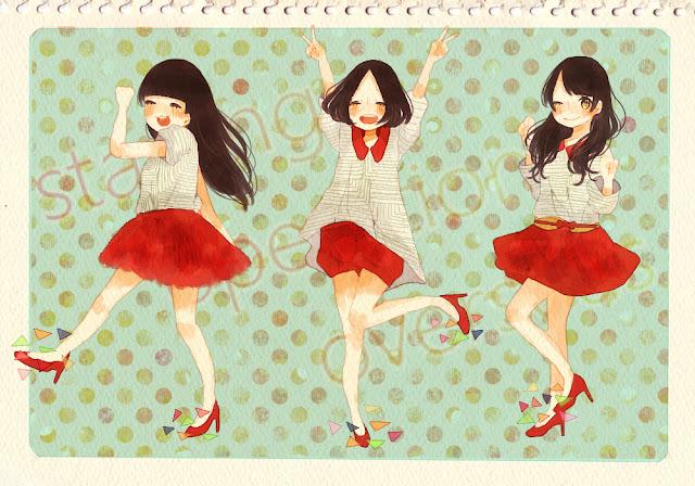 Perfume Fan Art 1069464