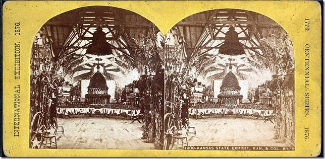henry worrall - wystawa stuletnia w filadelfii 1876 fotografia
