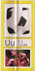 Alfabeto da Copa do Mundo - U