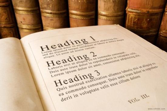 HTML cơ bản – Tìm hiểu về Headings (tiêu đề)