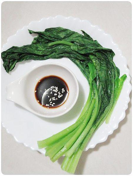 涼拌小松菜 (3)