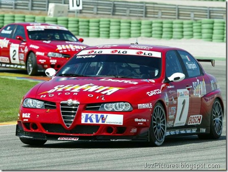 Alfa Romeo 156 GTA Autodelta2