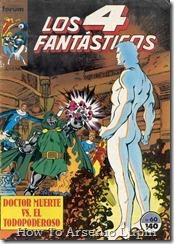P00061 - Los 4 Fantásticos v1 #60
