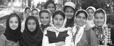 children-in-iran