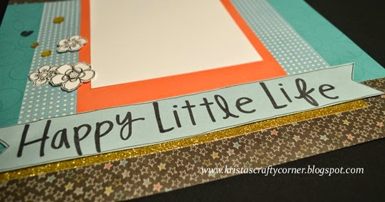 Chalk It UP layout_convention_happy little life_title journaling pen DSC_3197