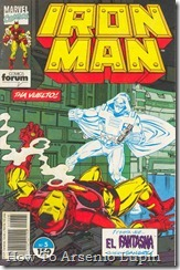 P00113 - El Invencible Iron Man #239