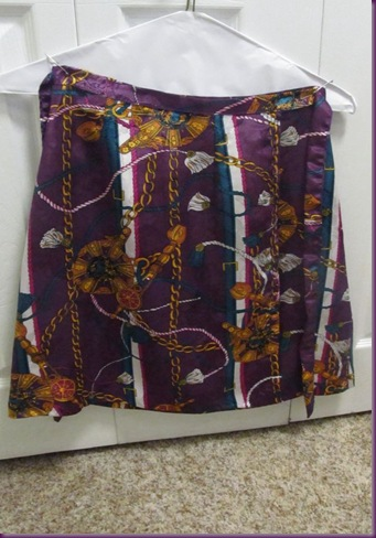 draw skirt