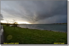Draycote Waters - A storm brewing
