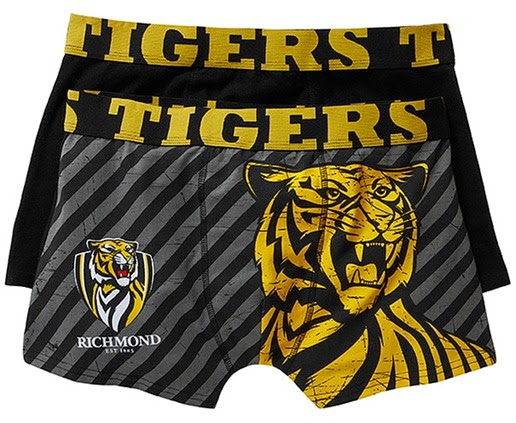 Richmond Tigers Undies