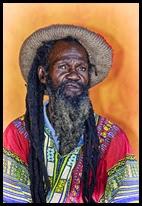 Old Rastafarian
