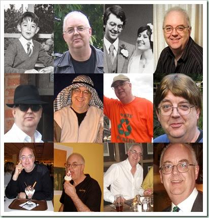 bob birthday collage 2013