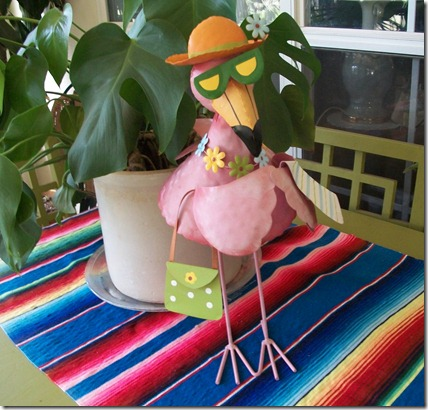 Pink Flamingo 006
