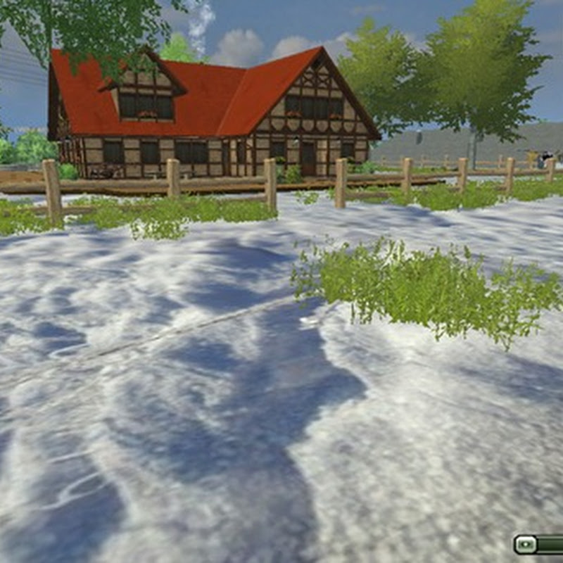 Farming simulator 2013 - Texture HD Neve (By_Falco80)
