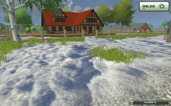texture HD neve farm 13