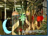 Artesanato em bambu 04