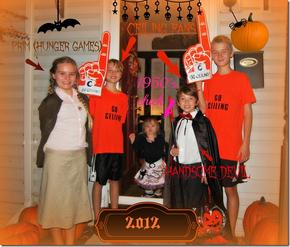 2012 costumes