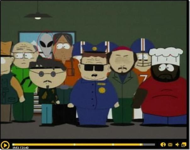 Alienigenas em South Park (4)