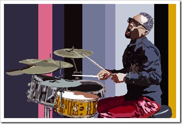 spyda and drums