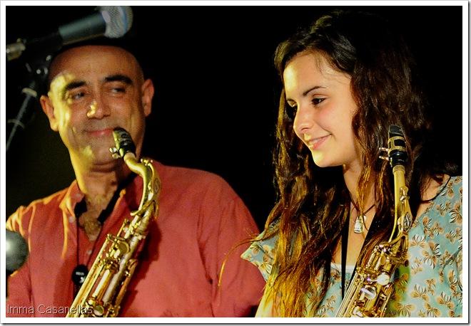 Joan Chamorro i Andrea Motis