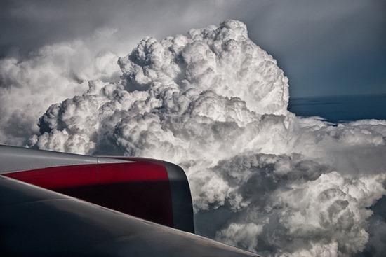 turbulencias de avion por el cambio climatico