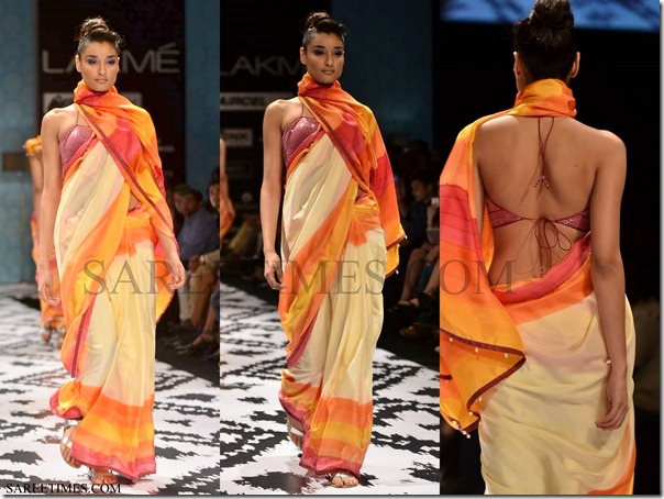 Anita_Dongre_Dual_Color_Saree