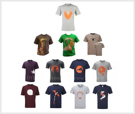 T-Shirt Ubuntu
