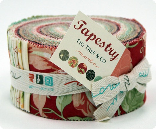 Tapestry by Fig Tree & Co - Jelly Roll