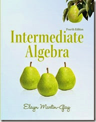 Solution Manual for Intermediate Algebra 4E Elayn Martin-Gay