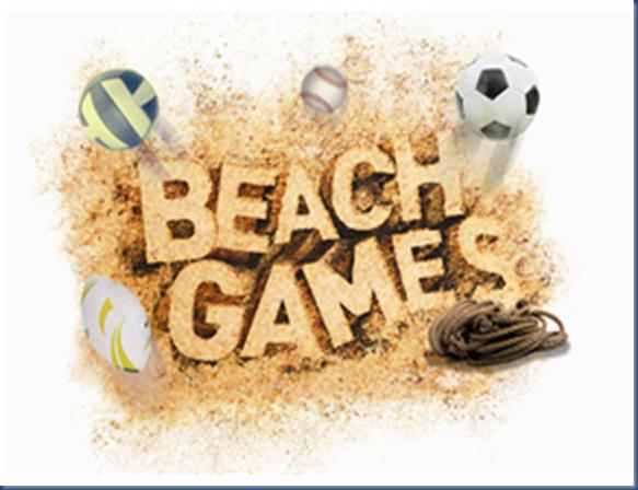 U BeachGame logo FA