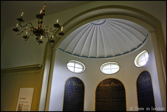 Geffrye Museum - the chapel